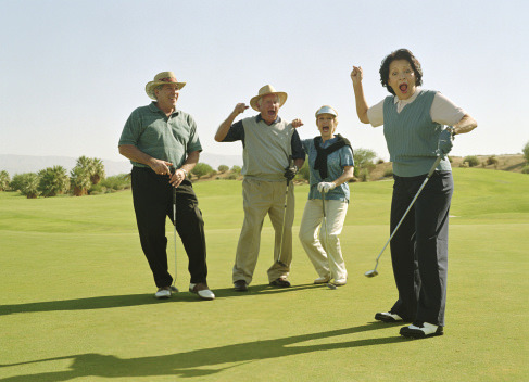 NCG's golfing glossary: What's a Texas Scramble?