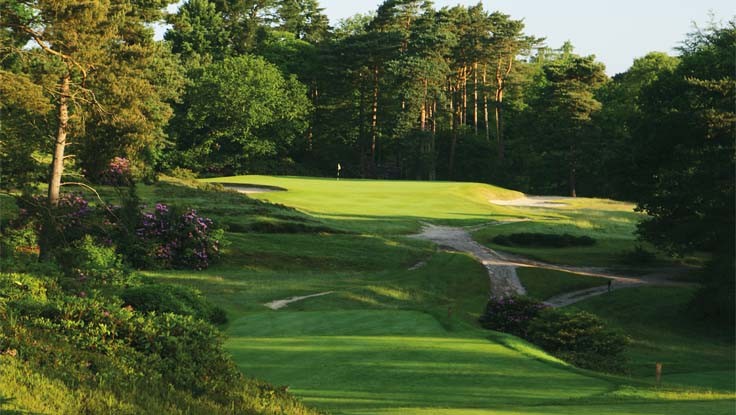 100 great British holes: South East England